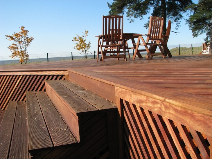 konstruirovanie prostoj lestnicy na terrasu
