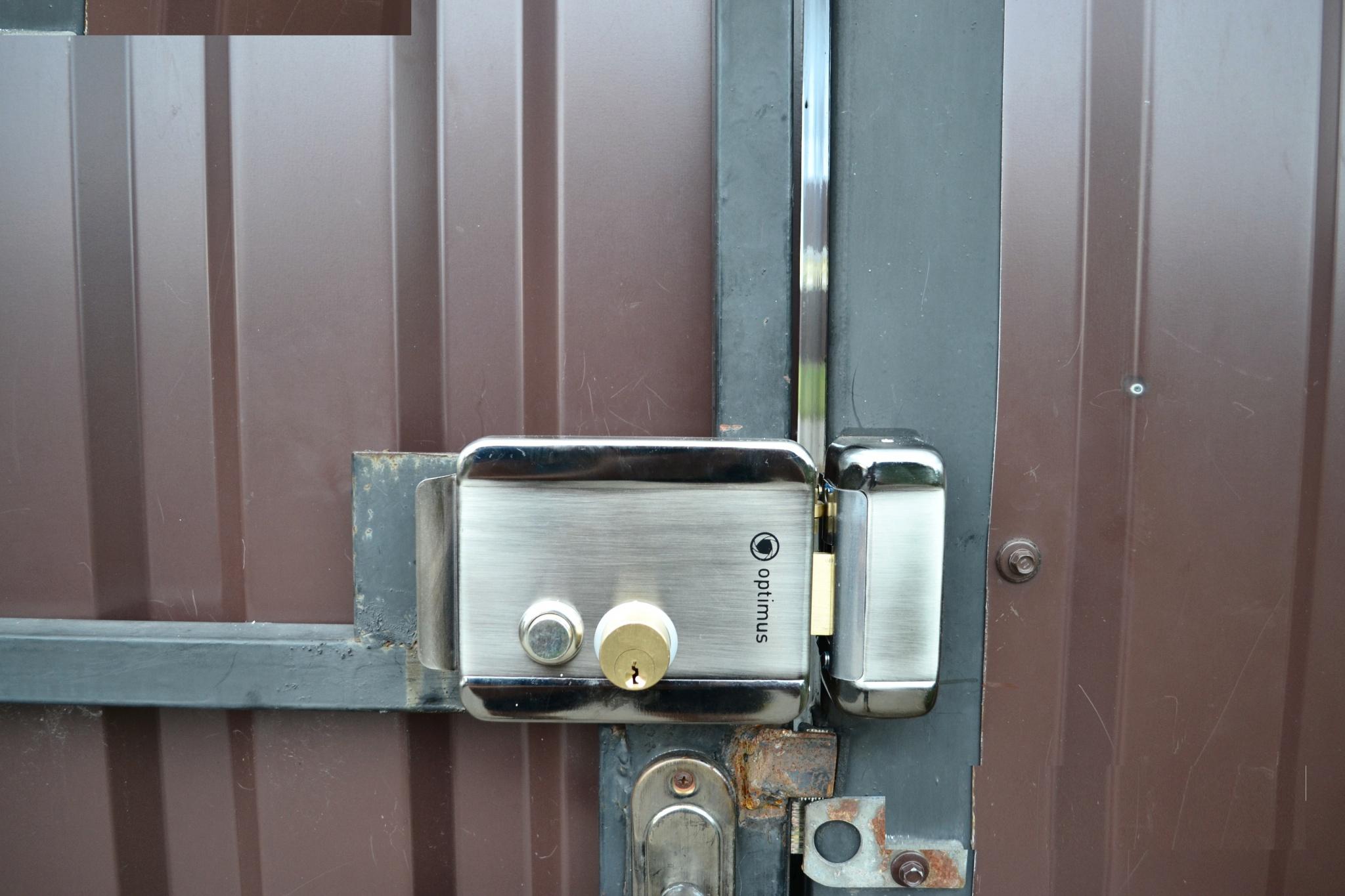 elektromehanicheskie zamki na kalitku